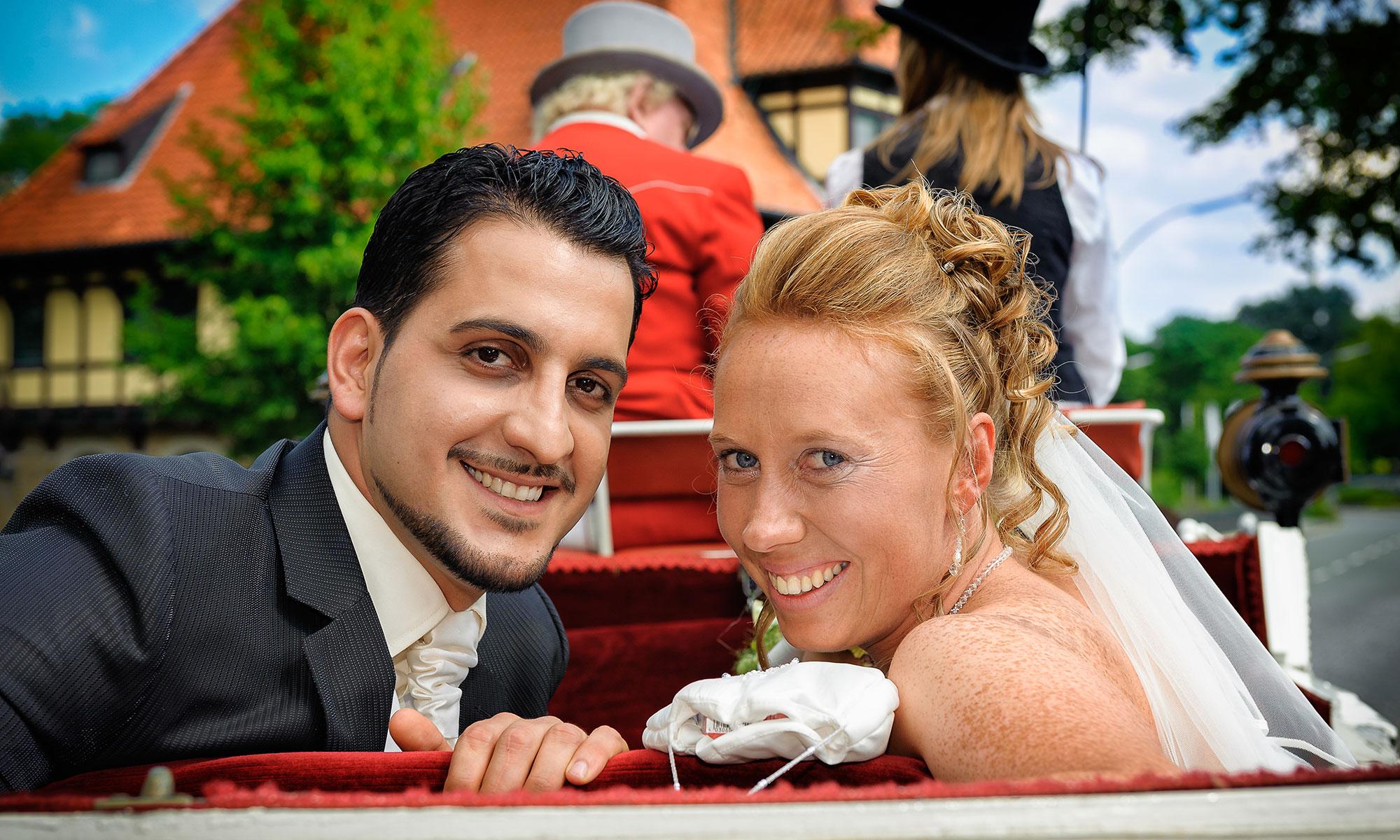 Hochzeitsfotograf Münster